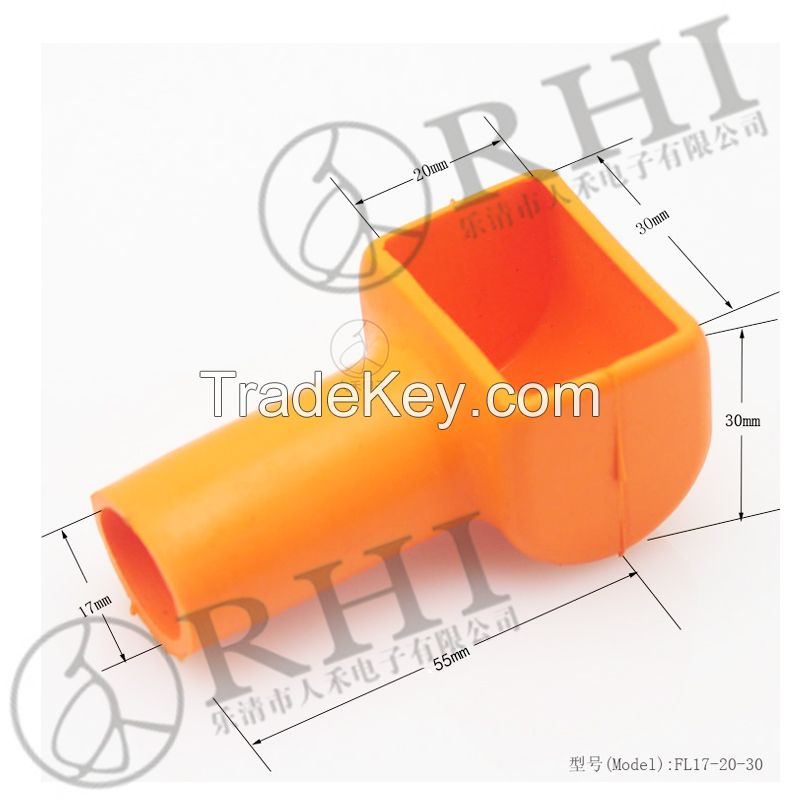 rubber cable lug terminal covers