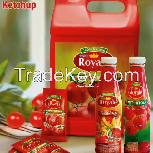 Delta Royale Tomato Ketchup