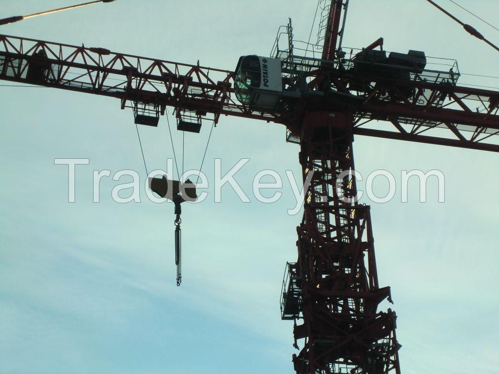 tower crane Potain MD 1100  year 2008