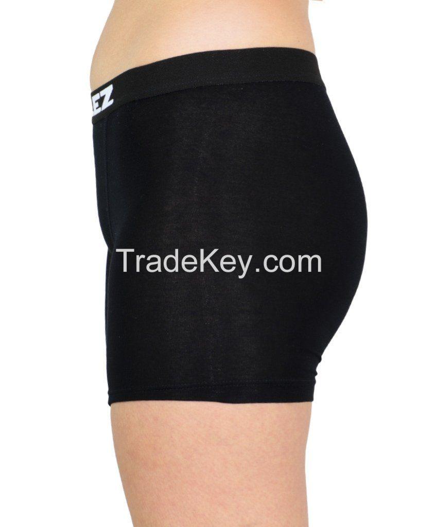 Female Boxer Shorts Underwear