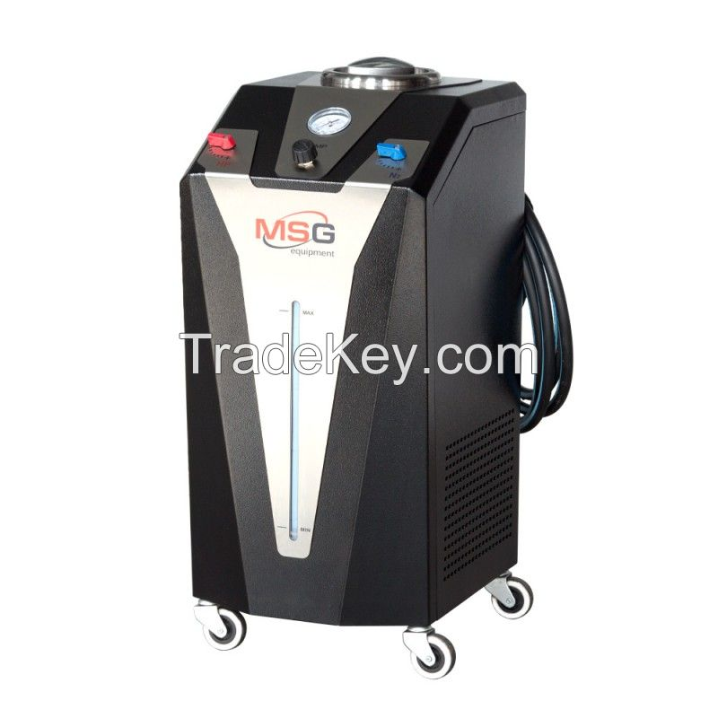 Flushing Stand MSG MS101Р for cleansing pipelines of air conditioning systems