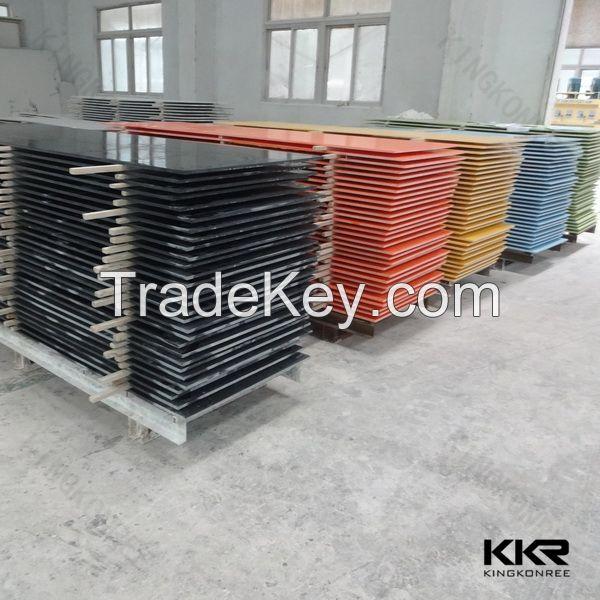KKR acrylic solid surface sheet