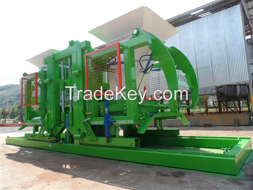 PRS 602 MINI PLANT Brick Making Machine