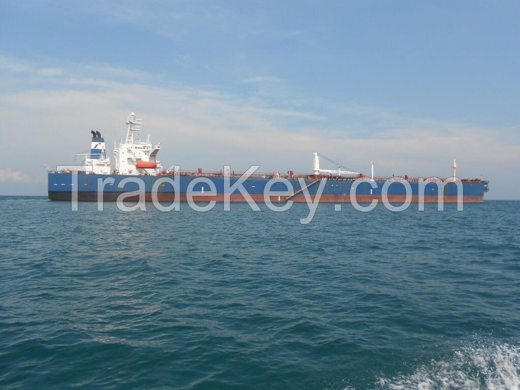 Oil Tanker DWT: 96835 Gross Ton: 52048