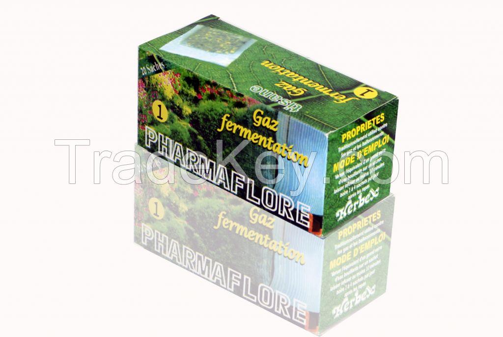Gas and bloating herbal tea