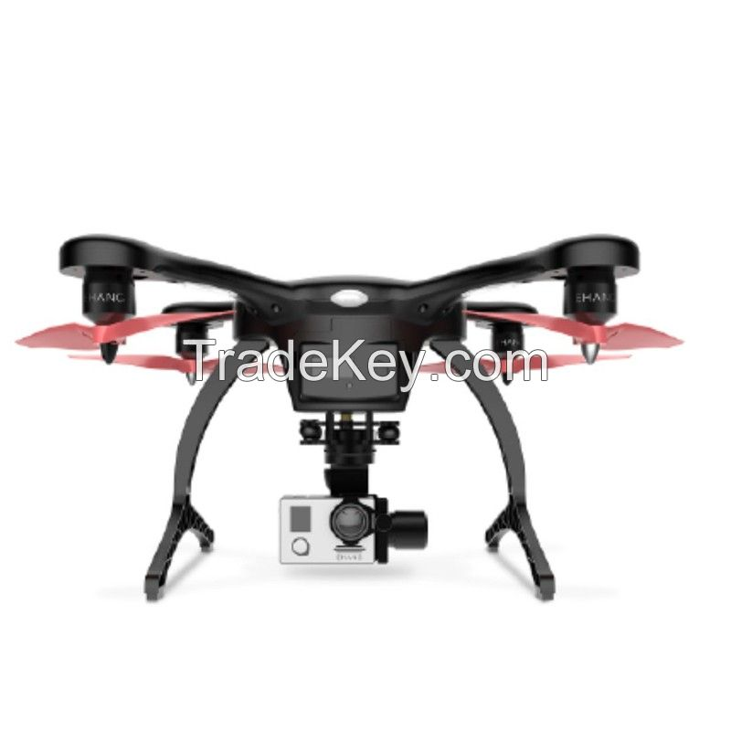 GHOSTDRONE 2.0 Aerial video drone with camera quadcopter fpv remote control aerial rc hobby toy flight flying uav