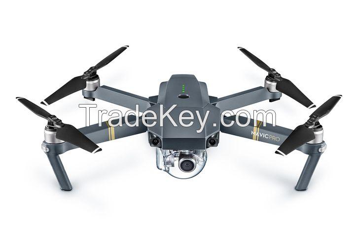 DJI Mavic video drone with camera quadcopter fpv remote control aerial rc hobby toy flight flying uav