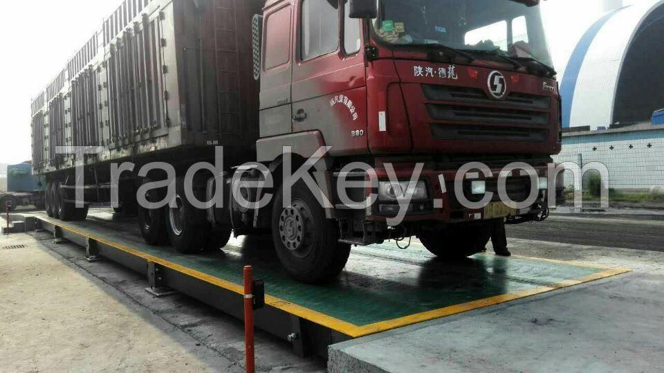 Truck scale, weighbridge, truck weighing balance, truck weighing scale