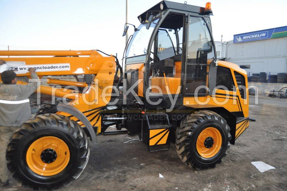 GNC ARTICULATED WHEEL LOADER