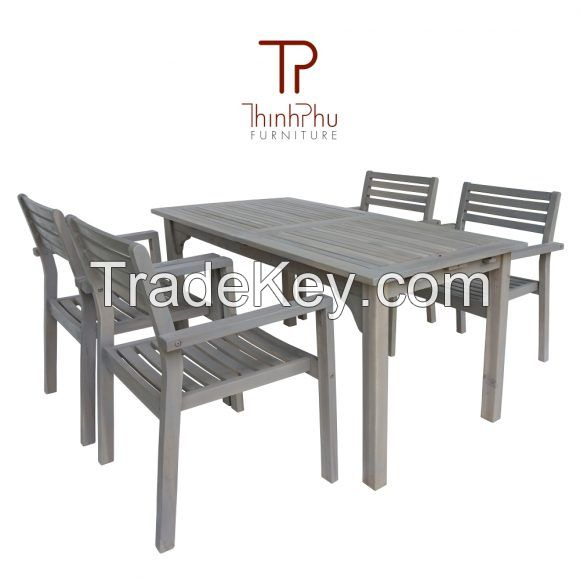 DINING SET FANSIE