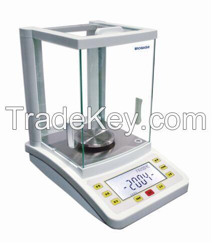 BA-B Series Electronic Analytical Balance (External Calibration)