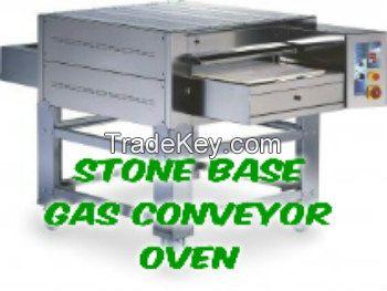 STONE BASE- GAS CONVEYOR BELT OVEN
