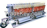 Vertical Gas Skewer Grill Machine