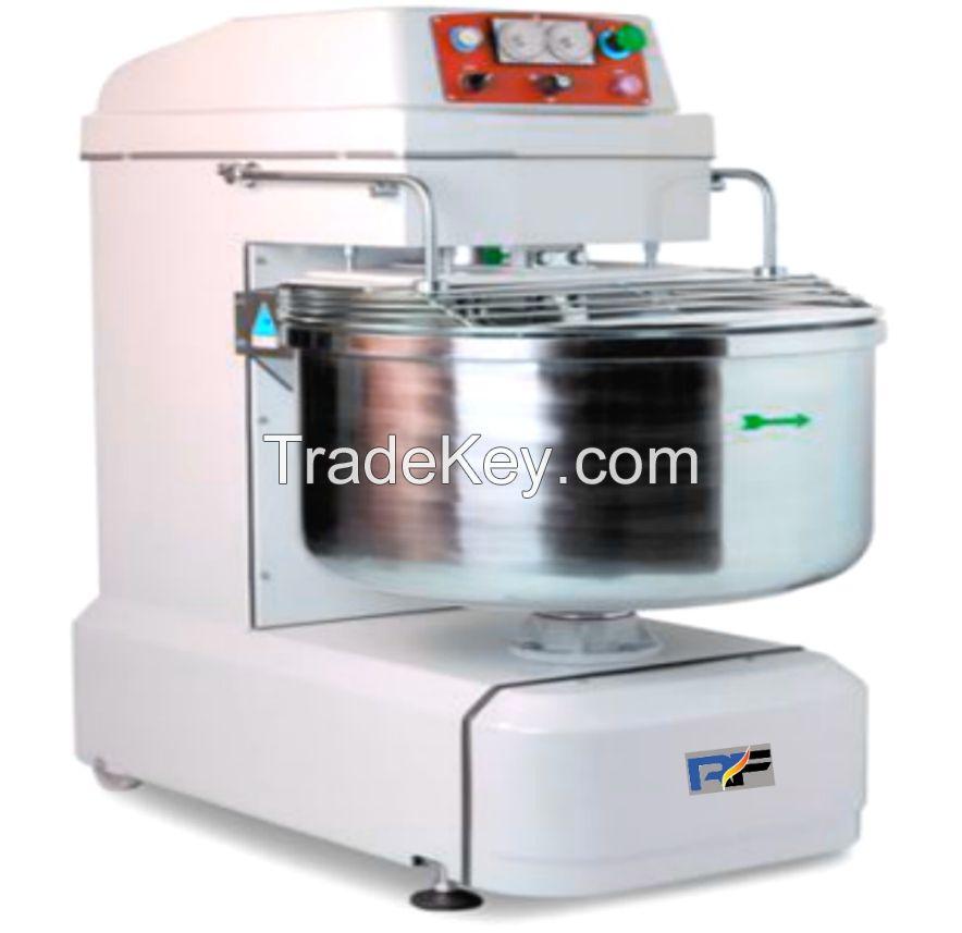 Commercial Reverse Rotation Bowl Dough Mixer 200 L