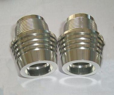 CNC turned aluminum parts