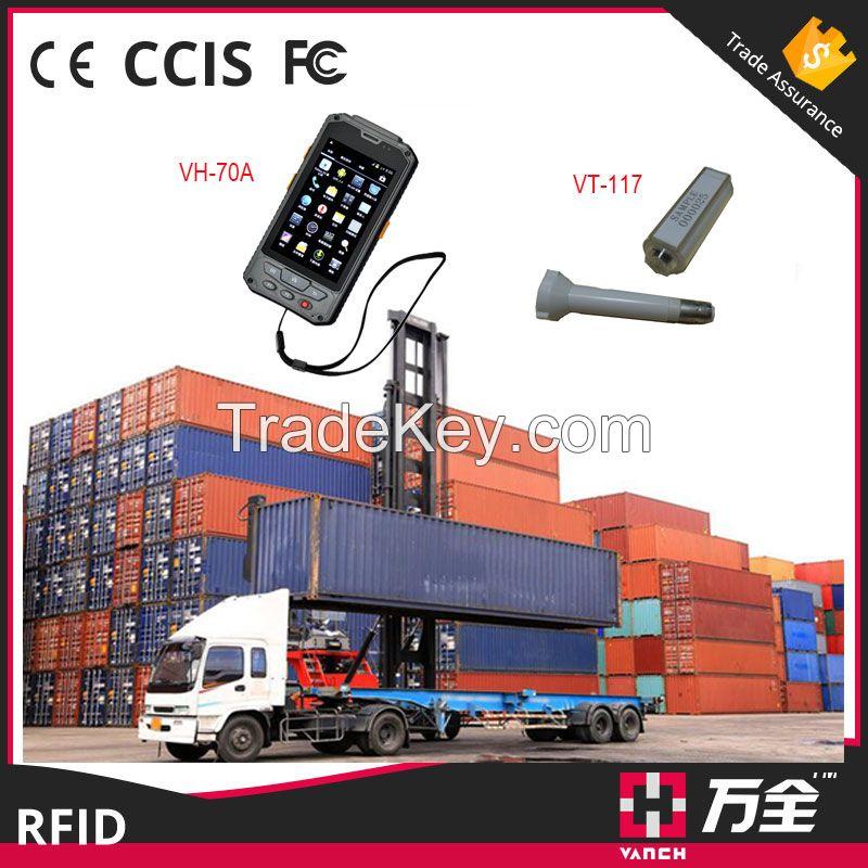 2016 new product wifi/bluetooth/GPS/GPRS RFID handheld reader