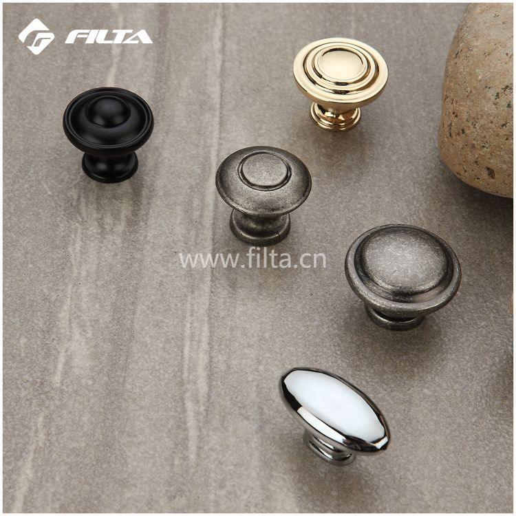 delicated design for the europe style furniture hardware of cabinet knob