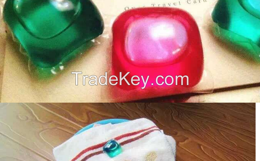 15g star shape apply to all clothes laundry liquid pods with natural fragrance.