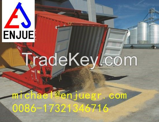 Port Use Hydraulic Telescopic Container Tilter From China