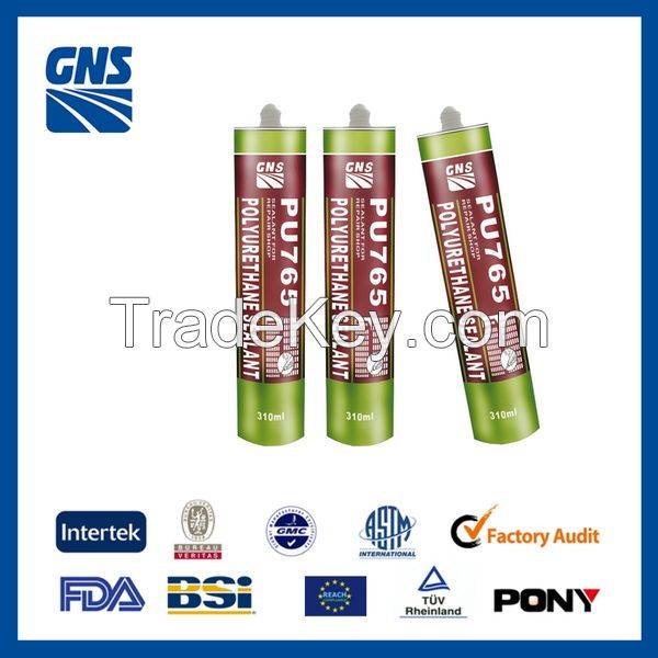 single component fast curing PU construction sealant