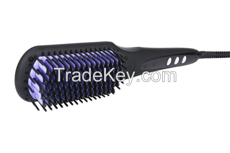 Mini travel hair straightener, 12 months warranty, CE ETL approved