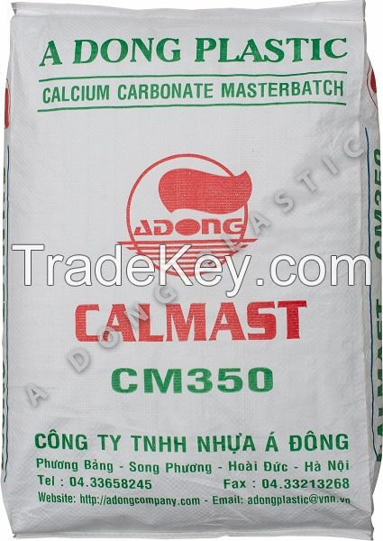 Hot selling CaCO3 filler masterbatch (CaCO3 Filler MB)