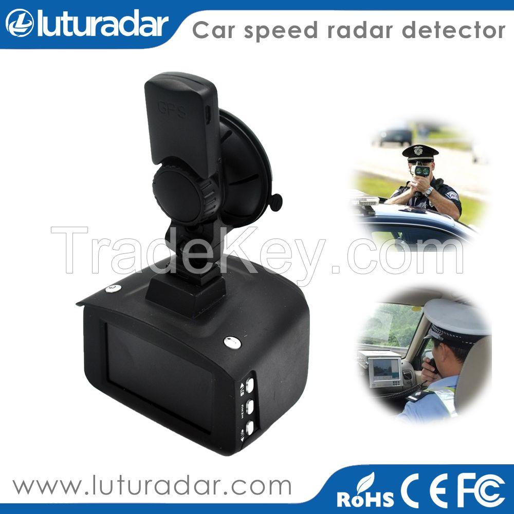 User manual fhd 1080P gps radar detector dash cam with night version car camera dvr video recorder