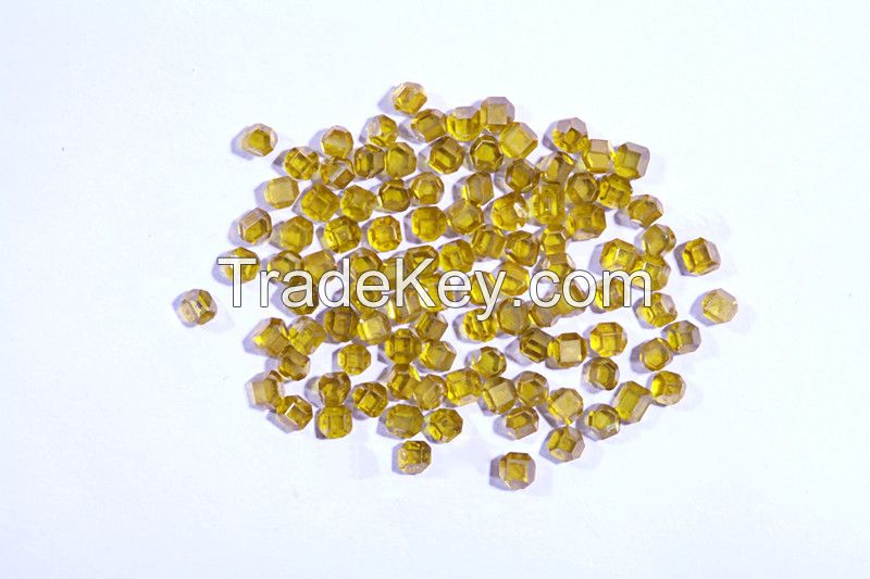 Yellow/White Diamond Coarse Grain Diamond/Large Size Wholesale Synthetic Diamonds for Sale From Manufacturer