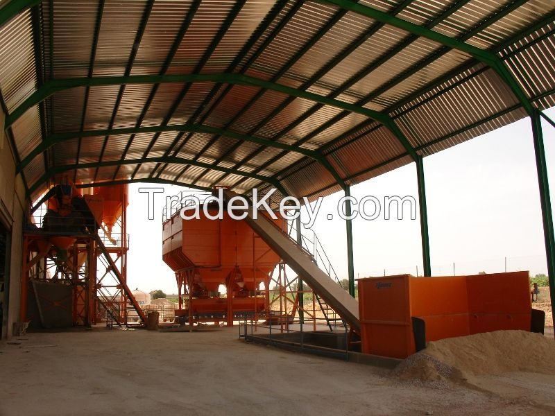 NEW AND USED CONCRETE BATCHING PLANT IN PAKISTAN