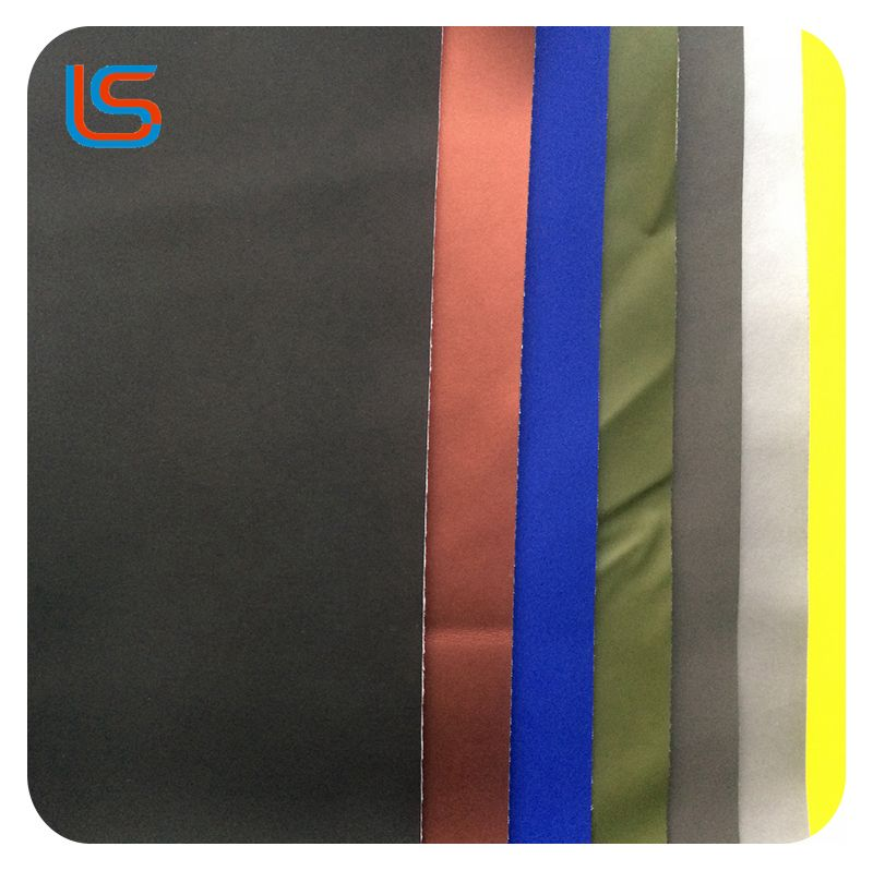 semi-PU leather for car seat