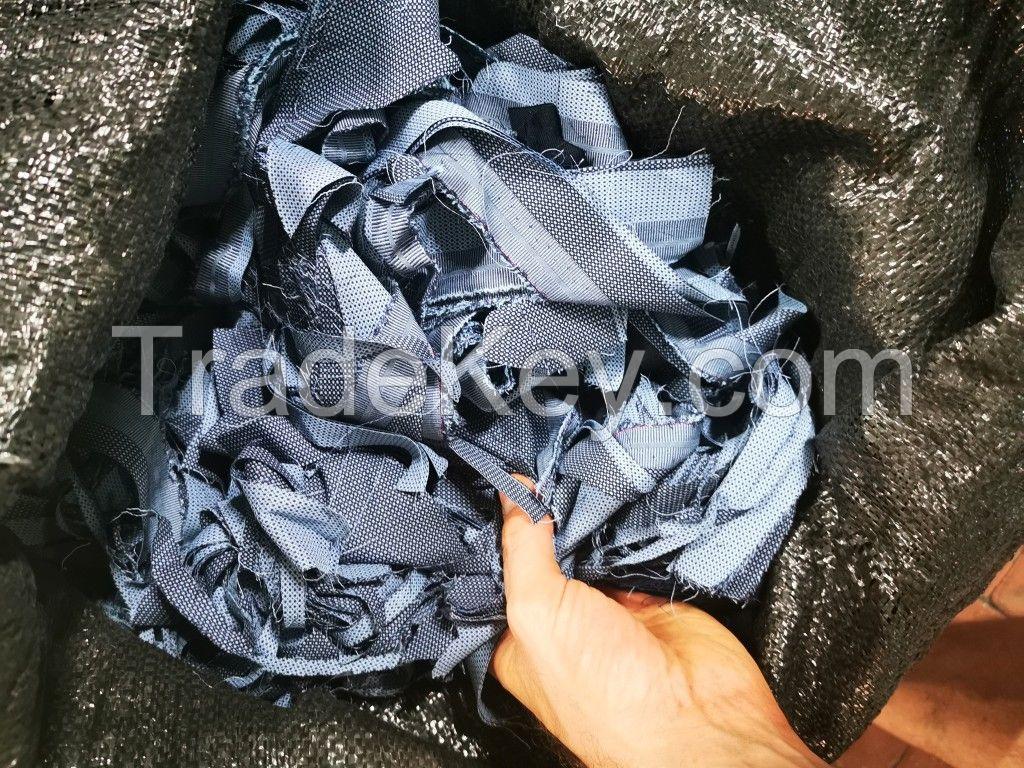 Woolen wastes