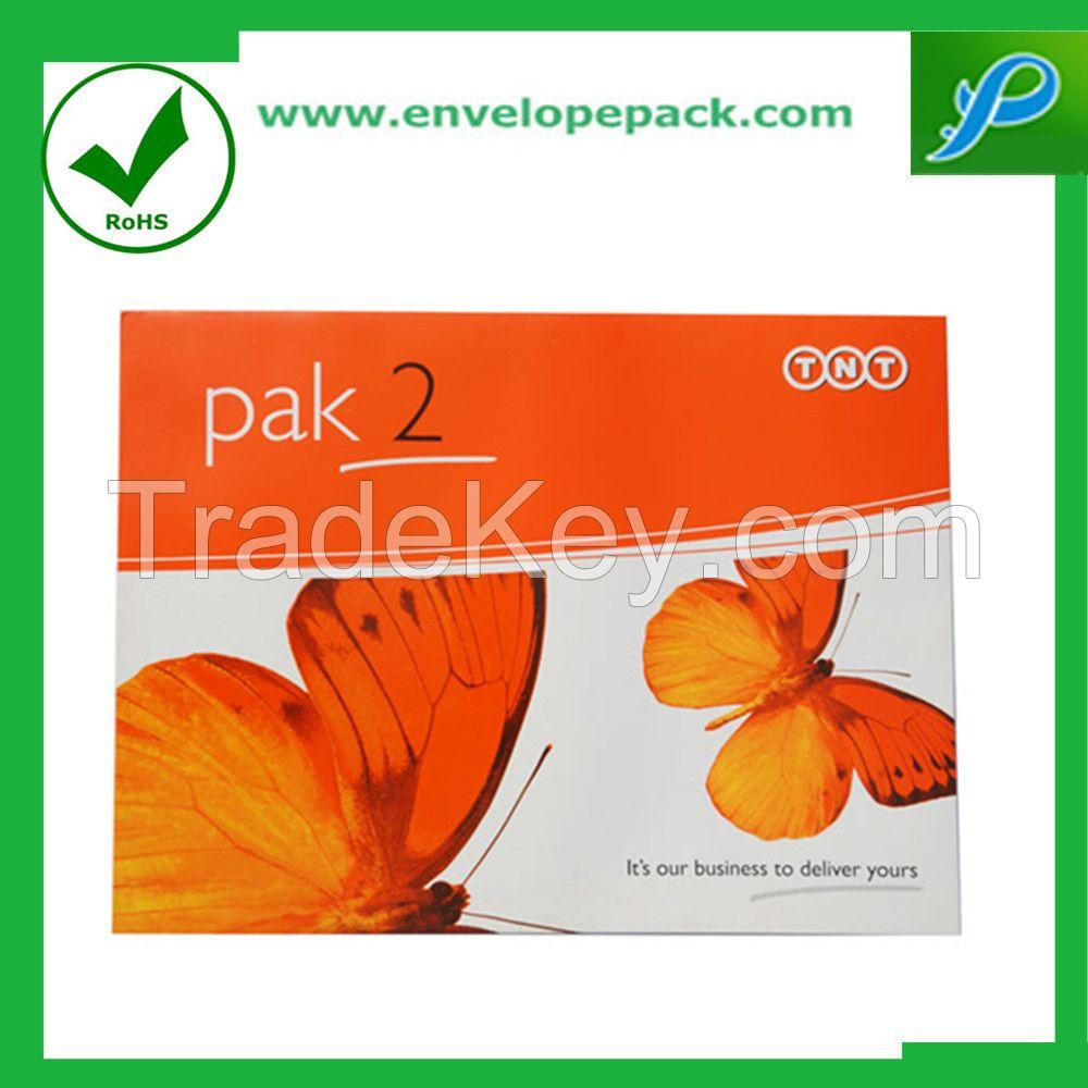 High Quality Chipboard Envelope Cardboard Mailer Rigid Mailer