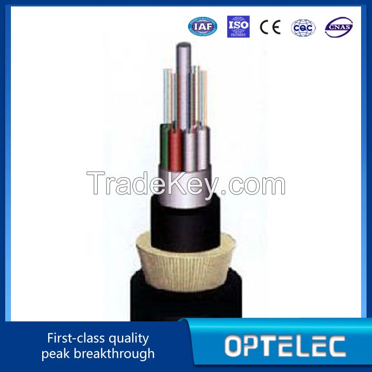 All-Dielectric Self-Supporting Optic Fiber Cable G652D type (ADSS cable)