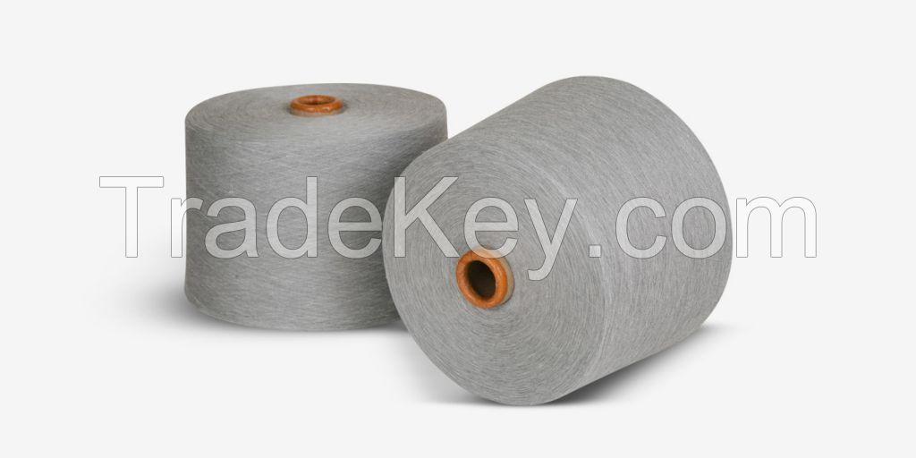 Melange Yarn Cotton 100%