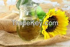 Crude sunflower oil (flexitank, bulk)