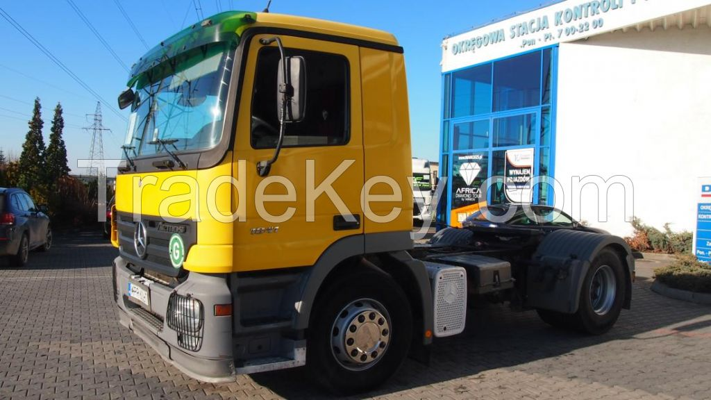 Used trucks for export