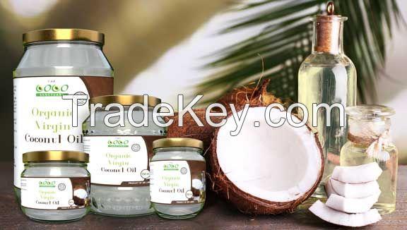 Virgin Coconut Oil by the Coco Sanctuary