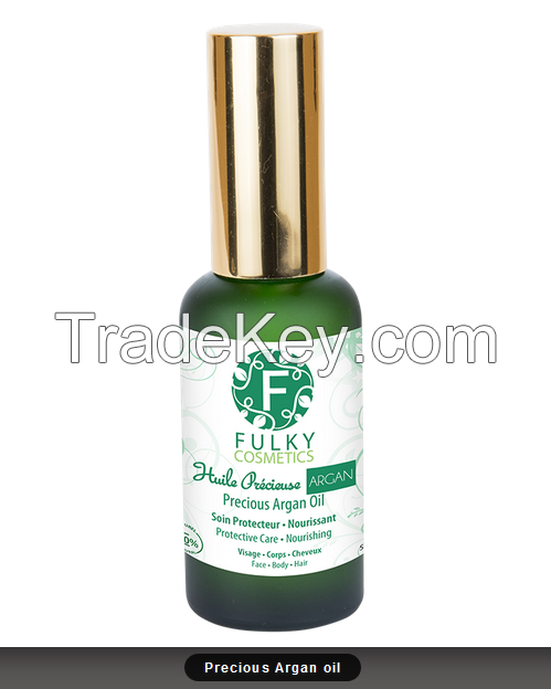 Real and Pure Moroccan Argan Oil