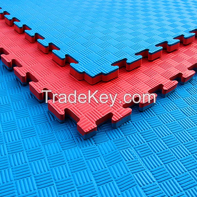 UWIN 25mm 30mm 4mm 50mm EVA Karate Tatami Puzzle Floor Mat for judo