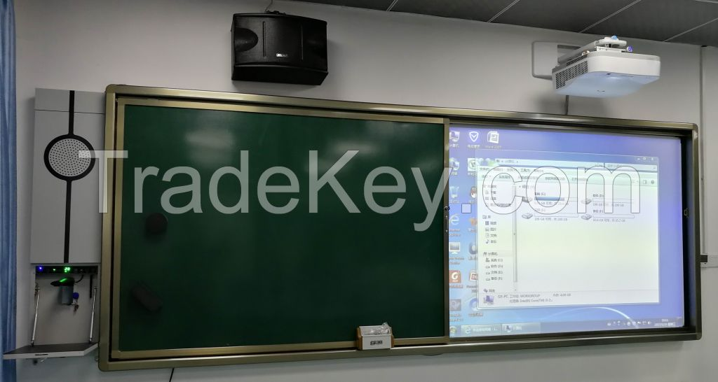 interactive electronic whiteboard for smart education