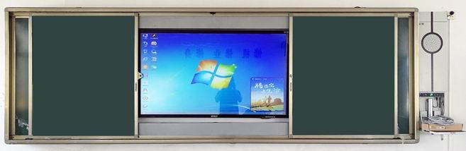 LCD all in one multi point touchscreen for smart education