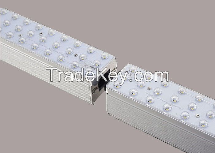 LED Linear Seamless Connected Light 54w 1500mm In Continuous Or Single Run