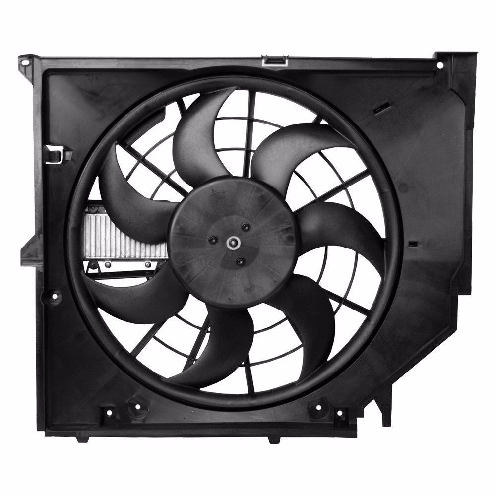 cooling fan for BMW 3 series E46 17117525508 17117561757 17117540617 17111437713