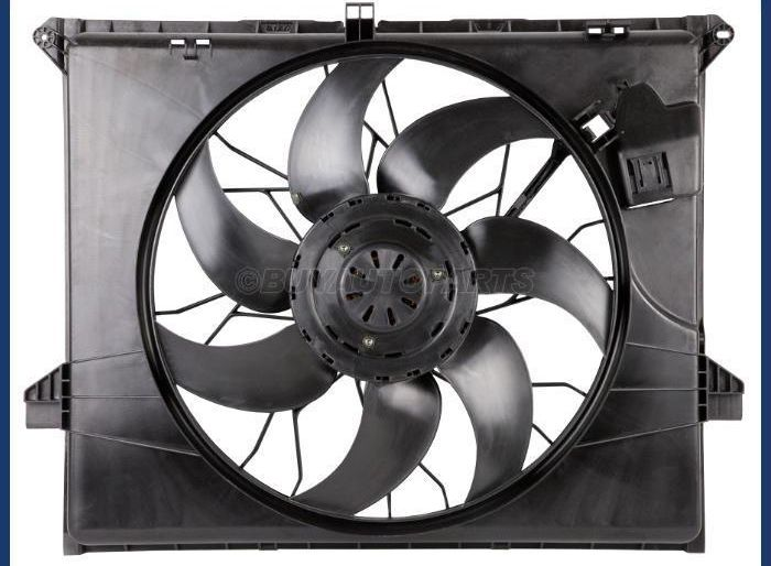 cooling fan for M-BENZ W164 1645000193, 1645000493, 1645000593