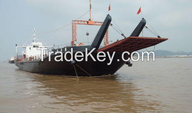3500DWT deck barge