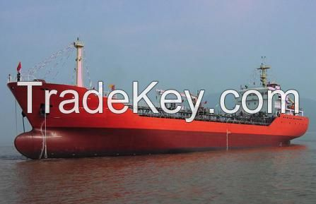 3180DWT oil tanker barge