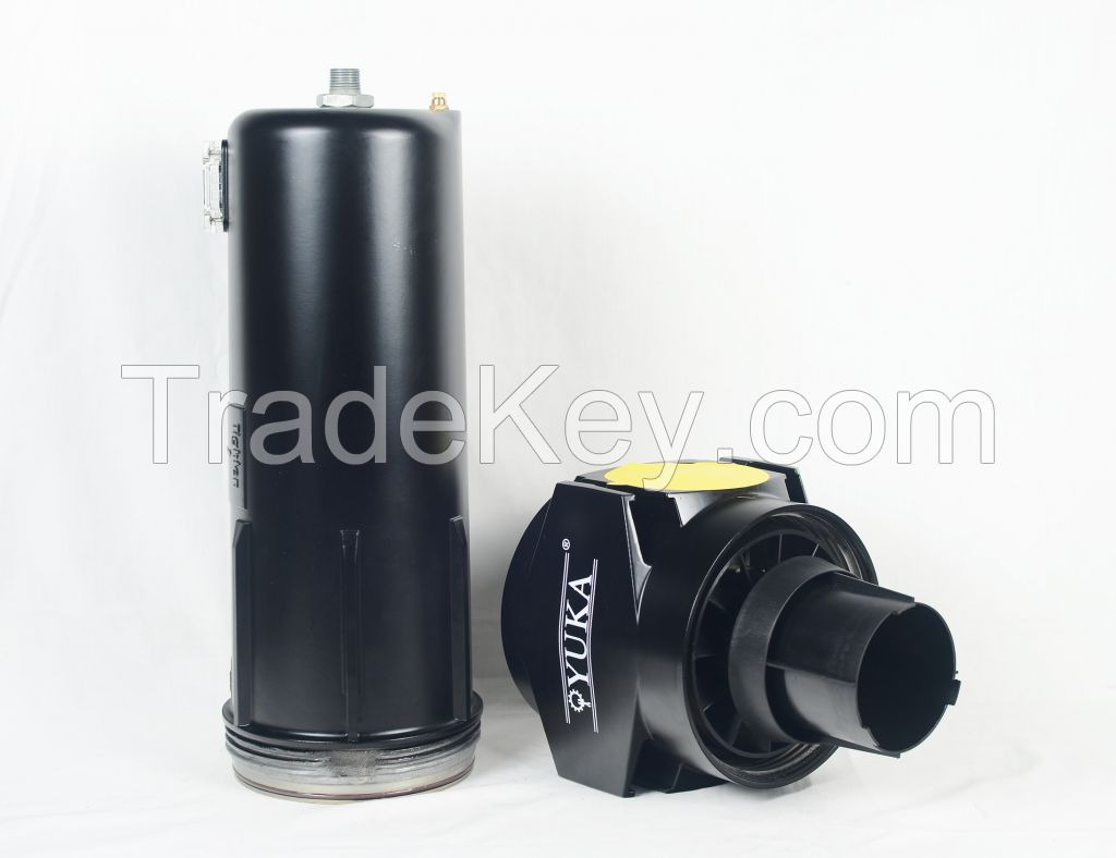 high efficiency cyclone gas water separator, compressed Air filter parts