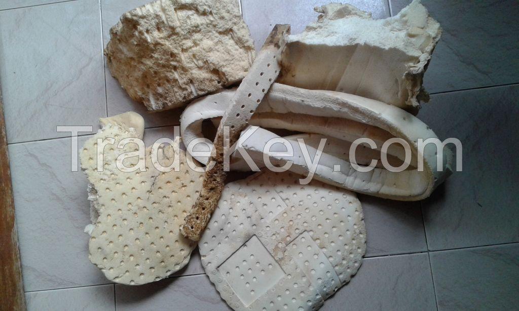 Natural Latex Scrap Form