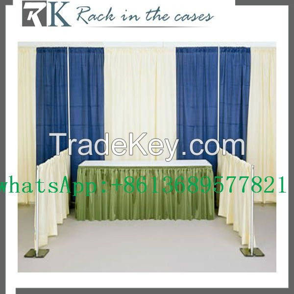 pipes and drapes for wedding