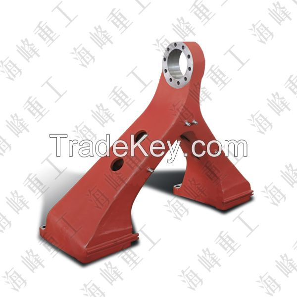 Durable Professional OEM Customize Truck Part Steel Frame Structure a-Stand